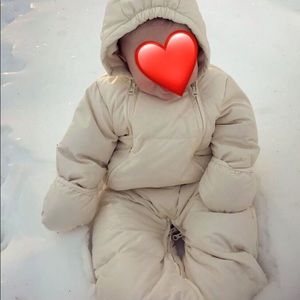 Gap Baby snowsuit